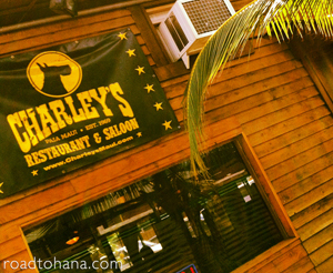 Charleys Restaurant And Saloon Paia