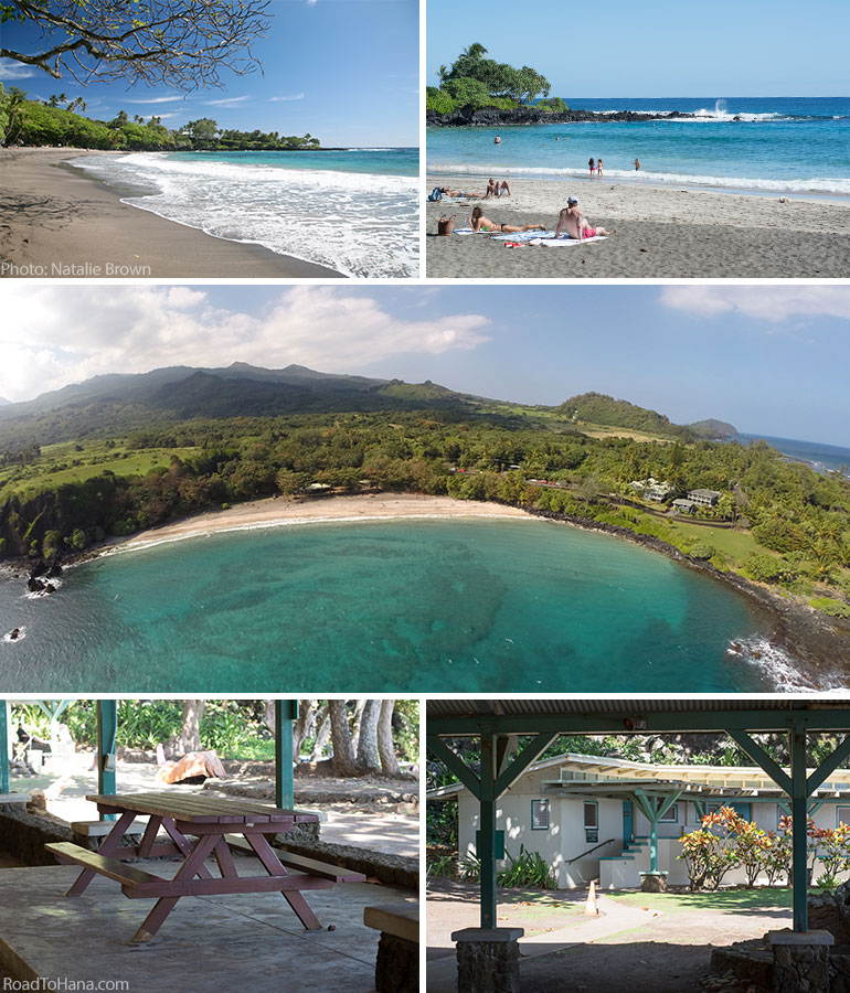 Hamoa Beach Composite
