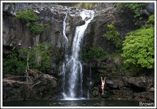 O He O Gulch Kipahulu Maui Haleakala National Park